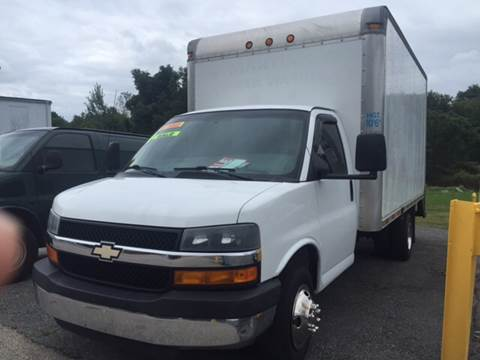 2006 Chevrolet G3500 for sale at DISTINCTIVE MOTOR CARS UNLIMITED in Johnston RI