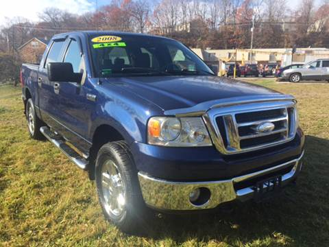 2008 Ford F-150 for sale at DISTINCTIVE MOTOR CARS UNLIMITED in Johnston RI