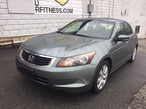 2008 Honda Accord for sale at DISTINCTIVE MOTOR CARS UNLIMITED in Johnston RI