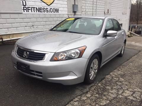 2010 Honda Accord for sale in Johnston, RI