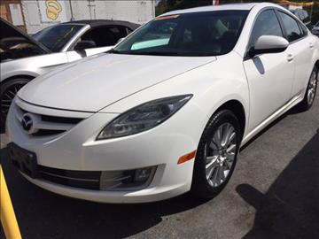 2009 Mazda MAZDA6 for sale at DISTINCTIVE MOTOR CARS UNLIMITED in Johnston RI