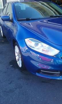 2013 Dodge Dart for sale in Dover, NJ