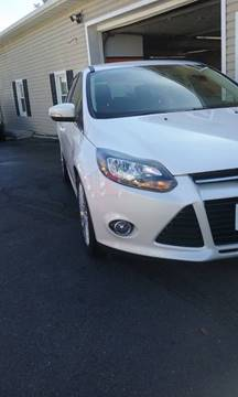 2012 Ford Focus for sale in Dover, NJ
