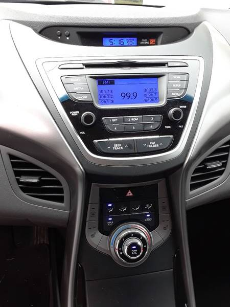 2013 Hyundai Elantra GLS 4dr Sedan 6A In Wharton NJ