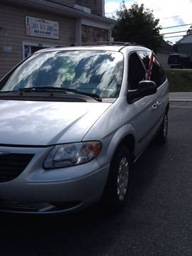 2004 Chrysler Town and Country for sale in Dover, NJ