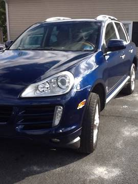 2008 Porsche Cayenne for sale in Dover, NJ
