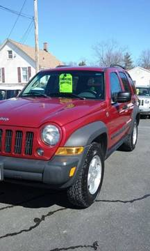 2007 Jeep Liberty for sale in Dover, NJ