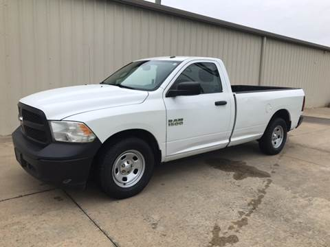 2013 RAM Ram Pickup 1500 for sale at Freeman Motor Company in Lawrenceville VA