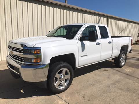 2015 Chevrolet Silverado 2500HD for sale in Lawrenceville, VA