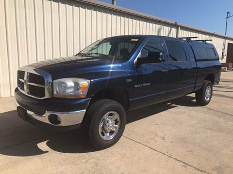 2006 Dodge Ram Pickup 1500 for sale at Freeman Motor Company in Lawrenceville VA
