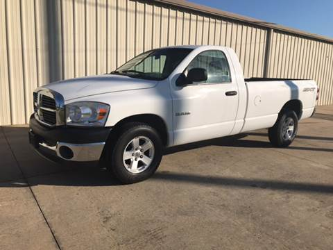 2008 Dodge Ram Pickup 1500 for sale at Freeman Motor Company in Lawrenceville VA