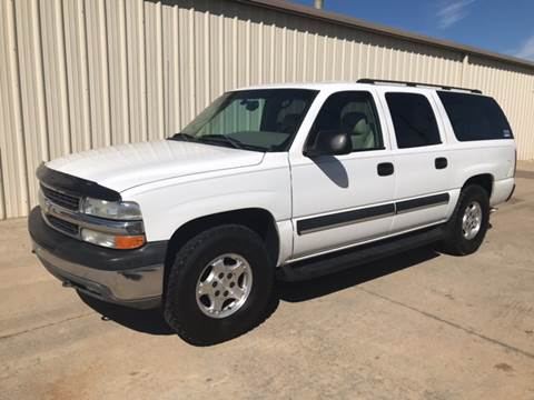 2003 Chevrolet Suburban for sale in Lawrenceville, VA