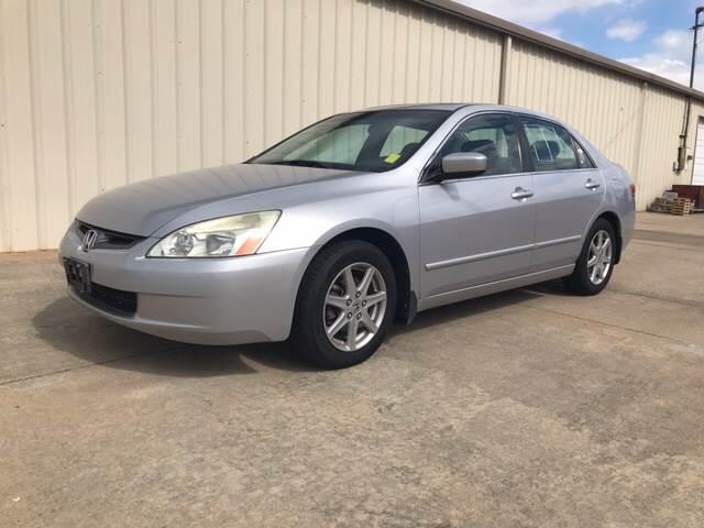 2004 Honda Accord For Sale At Freeman Motor Company In Lawrenceville VA