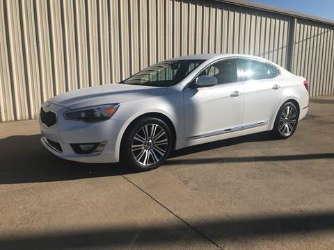 2015 Kia Cadenza for sale at Freeman Motor Company in Lawrenceville VA