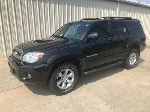 2007 Toyota 4Runner for sale at Freeman Motor Company in Lawrenceville VA