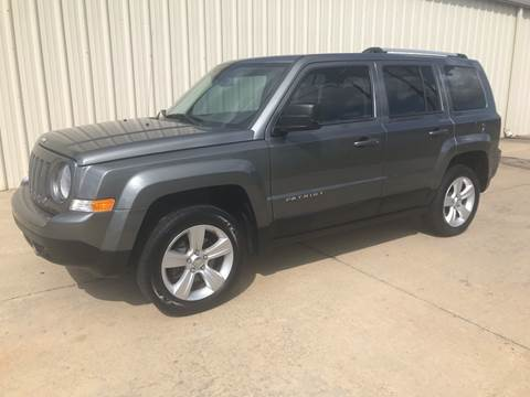 2012 Jeep Patriot for sale at Freeman Motor Company in Lawrenceville VA
