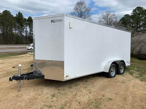 2019 Kaufman 7x16 for sale in (434) 848-3125, VA