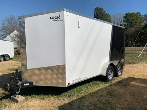2019 Look Trailers EWLC 7x14 TE2SE for sale at Freeman Motor Company - Other Inventory in (434) 848-3125 VA