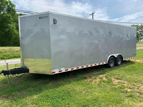2018 Kaufman 8.5x24ft 10K Deluxe Enclosed for sale in (434) 848-3125, VA