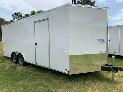 2019 Kaufman 8.5x20ft 10K Deluxe Enclosed for sale in (434) 848-3125, VA