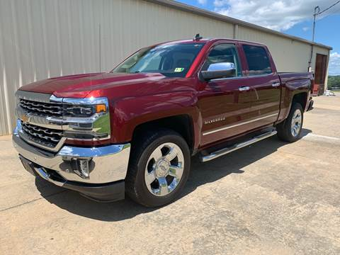 2016 Chevrolet Silverado 1500 for sale at Freeman Motor Company in Lawrenceville VA