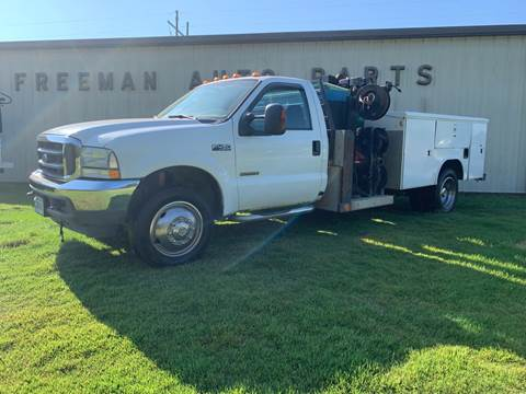 2004 Ford F-450 Super Duty for sale in Lawrenceville, VA