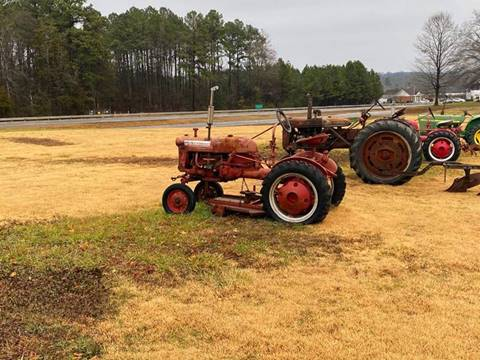 1951 Farmall Cub for sale at Freeman Motor Company - Other Inventory in (434) 848-3125 VA
