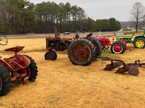 1948 Farmall C for sale at Freeman Motor Company - Other Inventory in (434) 848-3125 VA