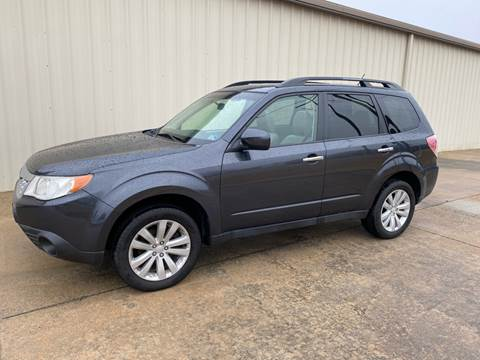 2012 Subaru Forester for sale at Freeman Motor Company in Lawrenceville VA