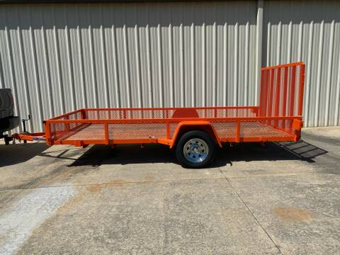 "2020 Bri-Mar UT614 12"" Mesh for sale at Freeman Motor Company - Other Inventory in (434) 848-3125 VA"