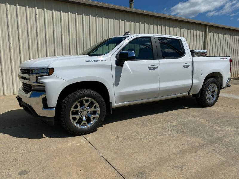 2020 Chevrolet Silverado 1500 for sale at Freeman Motor Company in Lawrenceville VA
