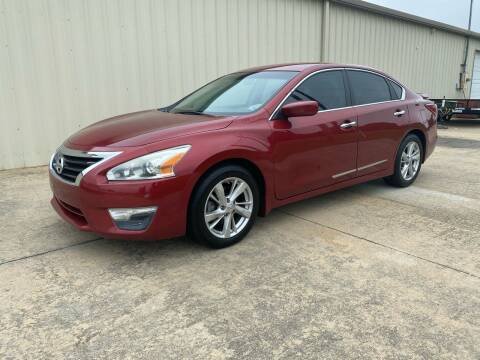 2013 Nissan Altima for sale at Freeman Motor Company in Lawrenceville VA