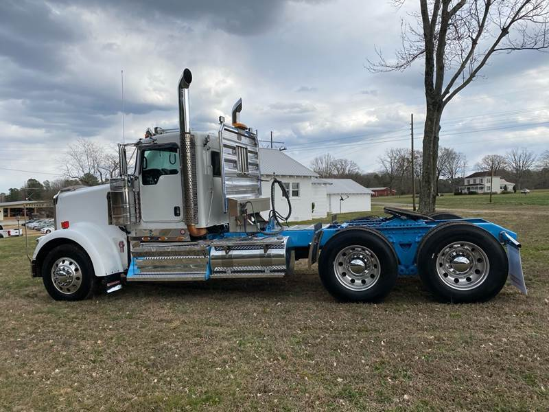 2011 Kenworth W900L for sale at Freeman Motor Company in Lawrenceville VA