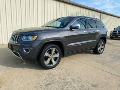 2014 Jeep Grand Cherokee for sale at Freeman Motor Company in Lawrenceville VA
