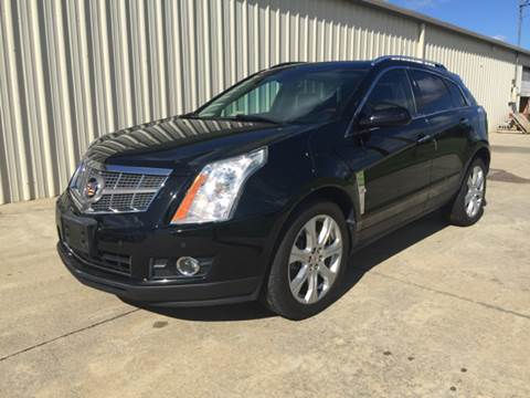 2010 Cadillac SRX for sale in Lawrenceville, VA