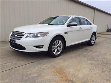 2011 Ford Taurus for sale in Lawrenceville, VA