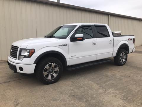 2012 Ford F-150 for sale at Freeman Motor Company in Lawrenceville VA