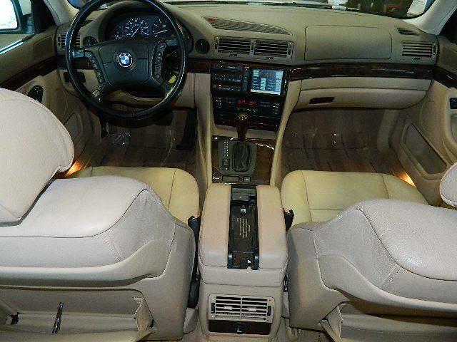 2001 BMW 7 Series 740iL 4dr Sedan - Durham NC