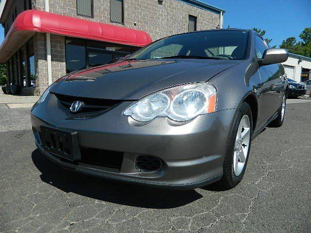 2002 Acura RSX for sale at Euroclassics LTD in Durham NC