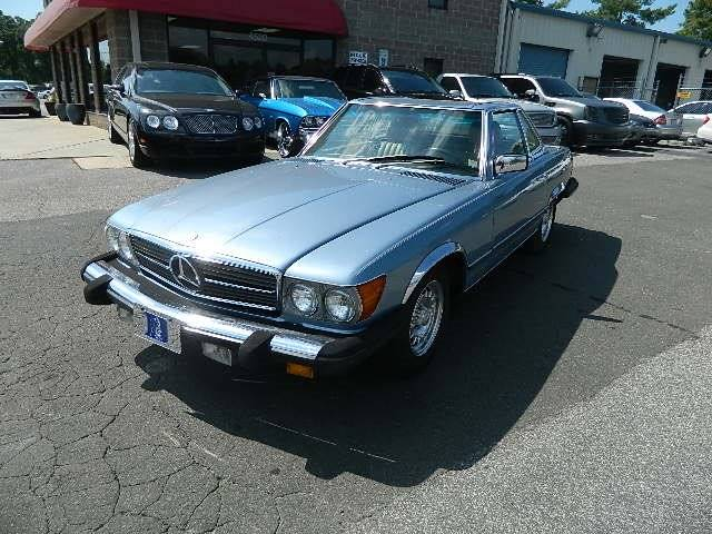 1985 Mercedes-Benz 380-Class for sale at Euroclassics LTD in Durham NC