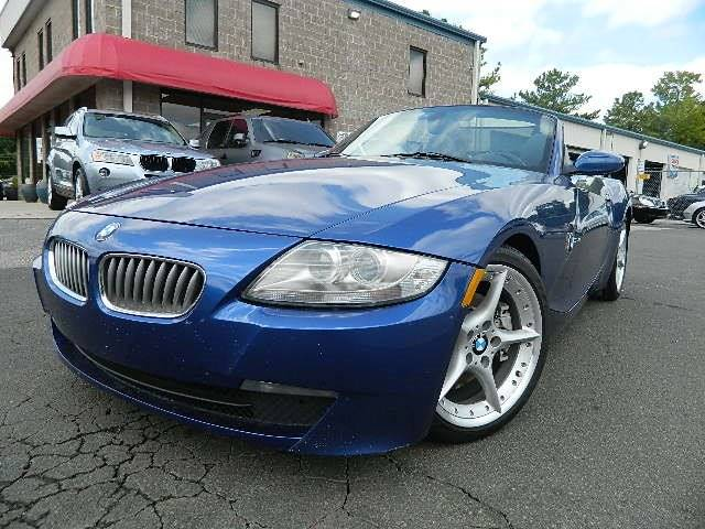 2007 BMW Z4 for sale at Euroclassics LTD in Durham NC