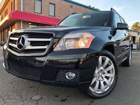 2011 Mercedes-Benz GLK for sale at Euroclassics LTD in Durham NC
