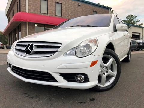 2007 Mercedes-Benz R-Class for sale at Euroclassics LTD in Durham NC