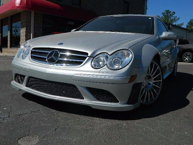 2008 mercedes benz clk clk 63 amg black series 2dr coupe for Mercedes benz of durham nc