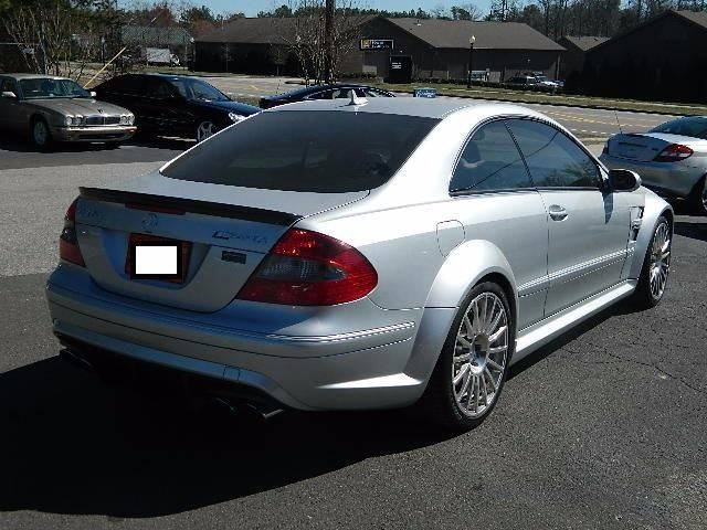 2008 Mercedes-Benz CLK CLK 63 AMG Black Series 2dr Coupe - Durham NC