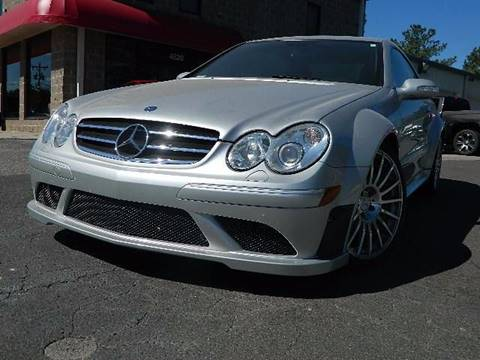 2008 Mercedes-Benz CLK for sale at Euroclassics LTD in Durham NC