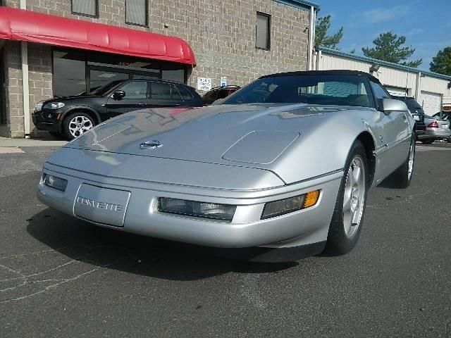 1996 Chevrolet Corvette 2dr Convertible - Durham NC