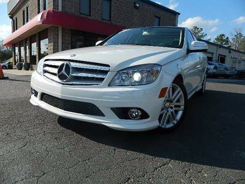 2009 Mercedes-Benz C-Class for sale at Euroclassics LTD in Durham NC