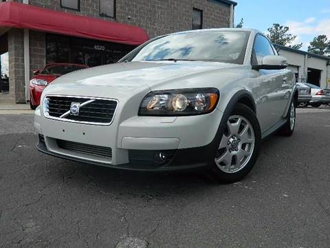 2009 Volvo C30 for sale at Euroclassics LTD in Durham NC