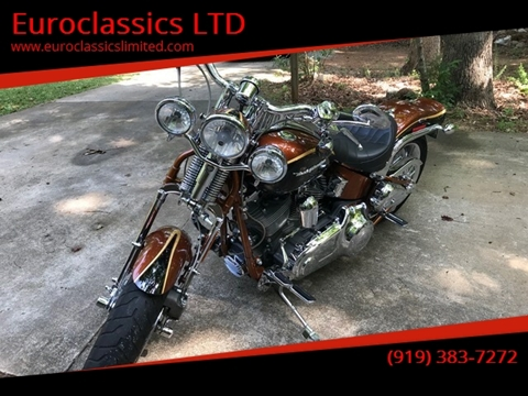 2008 Harley-Davidson Screamin Eagle for sale at Euroclassics LTD in Durham NC